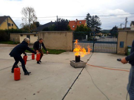 Brandschutzausbildung 2021
